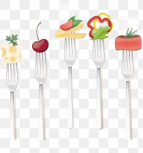Fork And Food - Food Restaurant Vegetable PNG