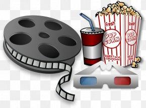 Gnokii - Art Film Reel Cinema Clip Art PNG