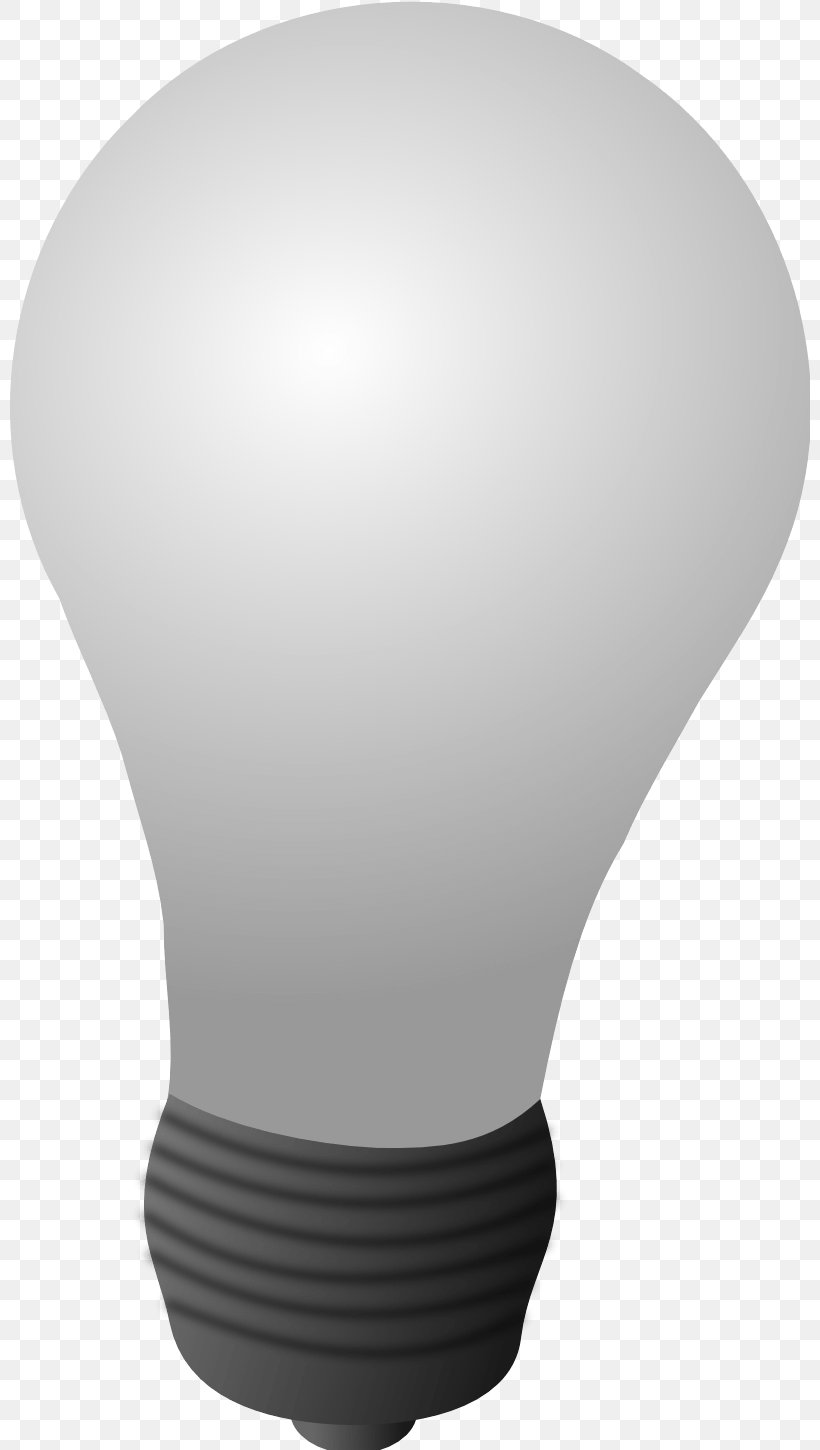 Incandescent Light Bulb LED Lamp Light-emitting Diode, PNG, 800x1450px, Light, Compact Fluorescent Lamp, Electric Light, Glass, Grey Download Free