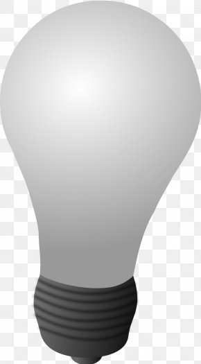 White Light Bulb Image - Incandescent Light Bulb LED Lamp Light-emitting Diode PNG