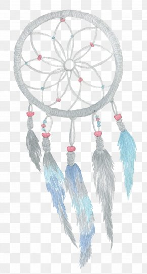 Hand-painted Dream Catcher - Dreamcatcher Watercolor Painting PNG
