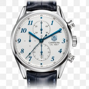 Exquisite Mirror - Chronograph Automatic Watch TAG Heuer Luxury Goods PNG