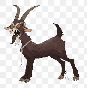 Goat - Goat Deer Dog Breed Wildlife PNG