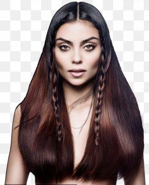 Long Hair - Hair Coloring Long Hair Hairstyle Hair Care PNG