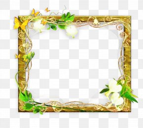 Ivy Interior Design - Christmas Picture Frame PNG