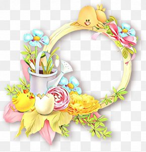 Easter Bunny Plant - Easter Bunny Background PNG