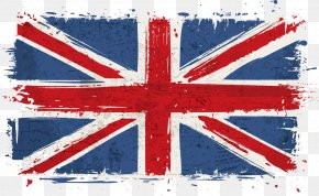 Vector Retro British Flag - Flag Of The United Kingdom Exhaust System Flag Of Canada PNG