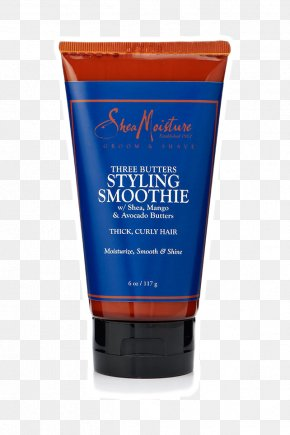 Avocado Smoothie - Lotion Shea Moisture Shea Butter Hair Gel Hair Styling Products PNG