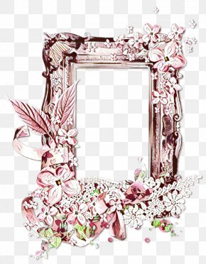 Christmas Decoration Mirror - Picture Frame PNG
