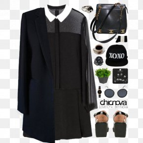 Women With Stylish Simplicity - Tuxedo PNG