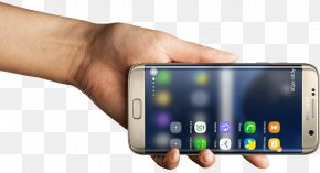 Edge - Samsung Galaxy S8 Samsung GALAXY S7 Edge Mobile World Congress Smartphone PNG
