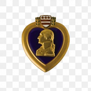 PURPLE HEART - United States Armed Forces Purple Heart Military Awards And Decorations PNG
