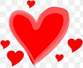 Cartoon Love Heart - Love Hearts Love Hearts Clip Art PNG