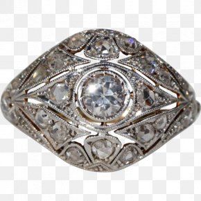 Ring - Ring Jewellery Gold Estate Jewelry Diamond PNG