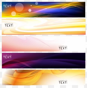 Banners Background - Web Banner Advertising PNG