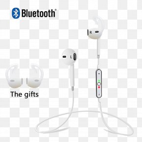 Apple Earbuds - Headphones Microphone Bluetooth Apple Earbuds Wireless PNG