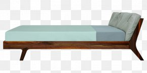 Wood Bed - Bed Frame Sofa Bed Chaise Longue Mattress Couch PNG