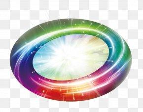 Glare - Circle Oval Shape PNG