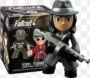 Mystery - Action & Toy Figures Fallout 4 Funko Mini Blind PNG