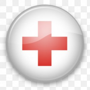 United States - American Red Cross United States Star Of Life Certified First Responder PNG