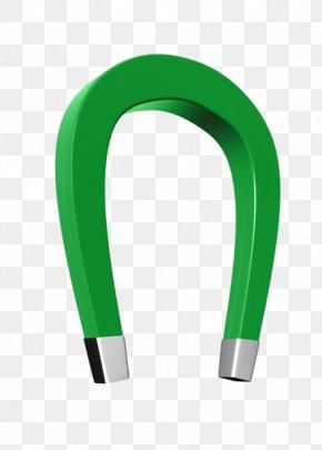 Green Magnet - Download Magnet PNG