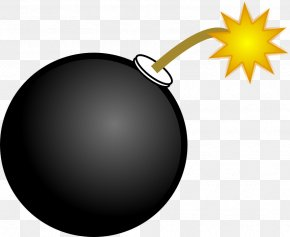 Bomb - Fork Bomb Explosion Nuclear Weapon Clip Art PNG