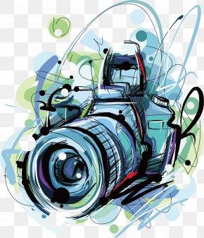 Vector Camera PNG