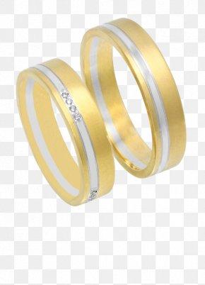 Wedding Ring - ARENjubiler Wedding Ring Gold Silver PNG