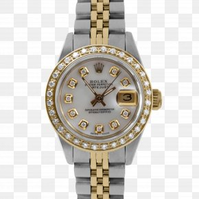 Rolex - Rolex Datejust Watch Rolex Submariner Diamond PNG