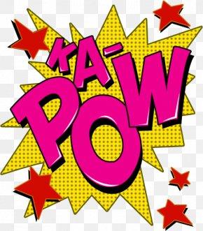 Pow - Clip Art PNG