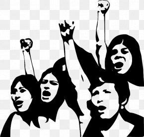 Rally Cliparts - Malala Yousafzai African-American Civil Rights Movement Woman Clip Art PNG
