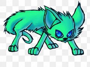 Cat - Whiskers Cat Line Art Clip Art PNG