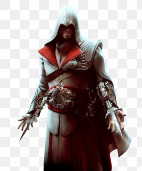 Assassin's Creed: Brotherhood Assassin's Creed III Assassin's Creed Syndicate Ezio Auditore PNG