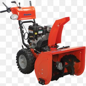 Simplicity - Snow Blowers Lawn Mowers Machine Toro PNG