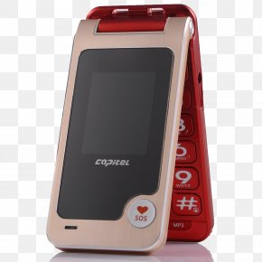 Fashion Flip Old Man Machine - Feature Phone Smartphone Communication PNG