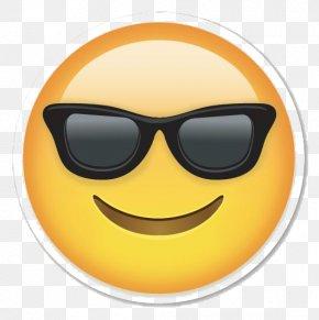 Sunglasses Emoji Photos - Smiley Emoticon Emoji PNG