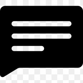Line Bubbles - Text Speech Balloon Symbol PNG