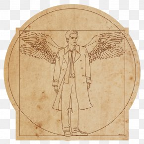 Vitruvian Man - Vitruvian Man Art Drawing Human Body PNG