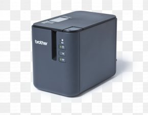Label Printing - Label Printer Brother Industries Brother P-Touch PNG