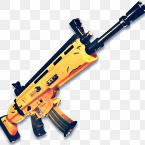 Scar - Fortnite Battle Royale FN SCAR Battle Royale Game PNG