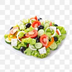 Salad - Vegetable Salad Fruit PNG