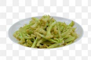 Organic Fried Cauliflower - Dim Sum Namul Hot Pot Aspic Vegetable PNG