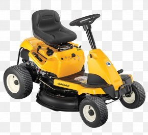 Electric Business Promotion Material - Lawn Mowers Cub Cadet Riding Mower Zero-turn Mower PNG