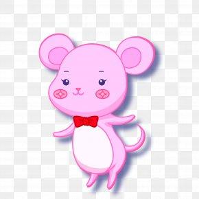 Cartoon Vector Zodiac Rat - Rat Mouse Chinese Zodiac Muroidea PNG