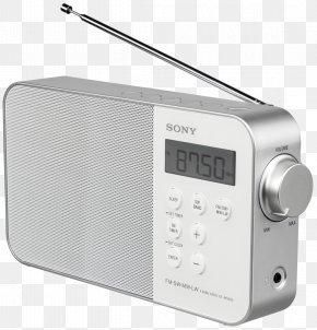 Radio - Sony Radio FM Broadcasting Internet Radio PNG