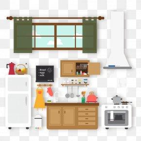 Kitchen - Kitchen Euclidean Vector PNG