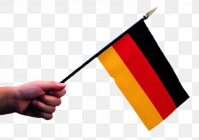 Holding German Flag - Flag Of Germany Flag Of Germany National Flag Flags Of The World PNG