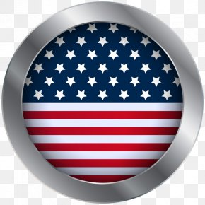 American - Flag Of The United States Independence Day Clip Art PNG
