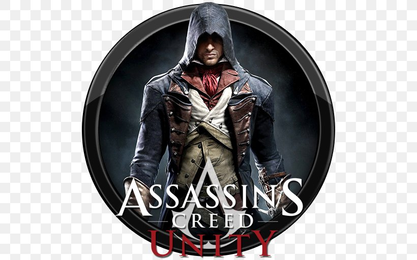 Assassin's Creed Unity Assassin's Creed Syndicate Assassin's Creed III: Liberation Video Games Arno Dorian, PNG, 512x512px, Assassins Creed Unity, Alexios, Arno Dorian, Assassins, Assassins Creed Download Free