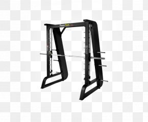 Smith Machine - Smith Machine Fitness Centre Physical Fitness Bench Weight Training PNG